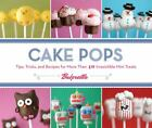 CAKE POPS COOKBOOK Hardcover-spiral by BAKERELLA  party treats