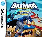 Batman: The Brave and the Bold -- The Videogame  (Nintendo DS, 2010)