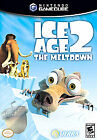 NINTENDO  GAMECUBE GAME  ICE AGE 2 THE MELTDOWN    WII COMPATIBLE
