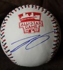 CARLOS GOMEZ signed 2014 ALL-STAR Major League baseball *MILWAUKEE BREWERS*