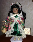 Soft Expressions African American Black Fine Bisque Porcelain 13 Doll