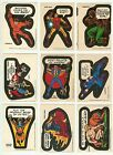1975 Topps Marvel Comic Book Heroes Starter Lot of (20) All Different!
