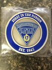 Massachusetts State Police Trooper Challenge Coin