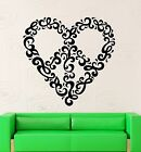 Wall Stickers Vinyl Decal Peace Love Heart Romantic Home Decor ig1893