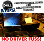 Alps MD 5000 MD5000  Dell PC A Complete Set up Working Decal Printer SEE VIDEO