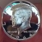 1964 KENNEDY PROOF Half Dollar, CAMEO Possible Deep Cameo, PLEASE EXAMINE PHOTOS