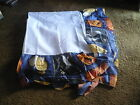 (1) Full Size Halloween Bed Skirt NWOT Never Been Used BE READY FOR NEXT YEAR