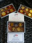 2007 S UNITED STATES SILVER PROOF SET 14 COINS W/COA & MINT BOX