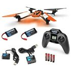 LaTrax Alias Quad Rotor RTF Helicopter w/Transmitter, Charger, 3 LIPO BATTERIES!