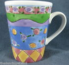 Sango Sweet Shoppe Lemon Sherbert Coffee Cup Mug Sue Zipkin