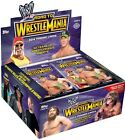 2014 Topps WWE Road To Wrestlemania Factory Sealed Hobby Box