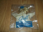 Avon Gift Collection 1995 Holiday Dazzle Ornament Gold Star NIP Sealed