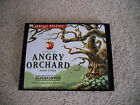 angry orchard hard cider elderflower special beer sign 6x8