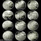 (1) Sierra Leone AFRICAN ANIMALS Your Pick from 12 Copper Nickel Coins 2005-2007