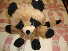 VINTAGE PLUSH RACCOON 14