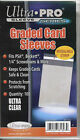 500 Ultra Pro Graded Card Sleeves Resealable Strip New