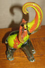 Vintage Art Glass Elephant, 9