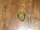 chatham,new york, police department , patch, new old stock, 60's
