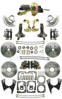 1967 72 Chevelle High Performance Power Front  Rear Disc Brake Conversion Kit