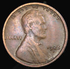 1925-S LINCOLN WHEAT PENNY CENT NICE COIN UPGRADE YOUR SET (WP336)