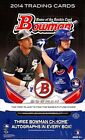 2014 BOWMAN BASEBALL JUMBO (HTA) BOX