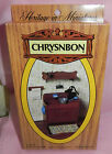 Dollhouse Miniature Dry Sink Kit Vintage  Chrysnbon F310 1:12
