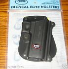 FOBUS TACTICAL PADDLE HOLSTER SIG SAUER MOSQUITO 22 CAL CONCEAL CARRY PISTOL GUN