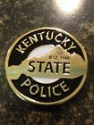 Kentucky State Police Trooper Challenge Coin