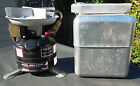 COLEMAN LANTERN & STOVE CO. PEAK 1 MODEL 400A SINGLE BURNER STOVE & COOK KIT