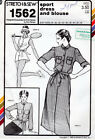 1980 Stretch & Sew Ann Person Master Pattern # 1562