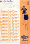 1977 Stretch & Sew by  Ann Person Pattern # 1751