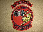 Set Of 2 US 5th SFGrp MACV-SOG RT MONTANA CCC RECON Machine Embroidered Patches