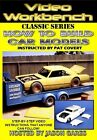 How to Build Car Models Instructional DVD by Video Workbench NEW