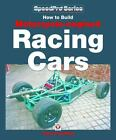 HOW TO BUILD MOTORCYCLE-ENGINED RACING CARS - TONY PASHLEY PAPERBACK NEW