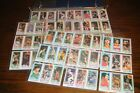 1980-81 Topps Basketball - 88 Panels With All Cards In Set Bird Magic Separate