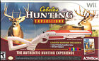 Cabela's Hunting Expeditions with Gun (Nintendo Wii) *NEW*