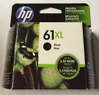 HP 61XL (CH563WN) Black  Ink Cartridge New in Original HP box 2016 1 day auction