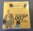 007 James Bond Archives 2014 Edition Factory Sealed Box (Rittenhouse) 24 packs