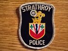 Ontario Police Patches-Strathroy Police Service-Constable's Tunic Patch
