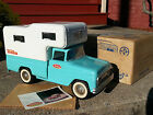 1962 Tonka Camper # 530 in original box n. mib w/ insert & look book no reserve!
