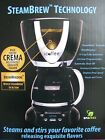 iCoffee Steam Brew Technology by Remington 12 Cups RCB100-BC12 NEW BPA Free