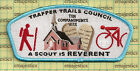 BSA CSP TRAPPER TRAILS COUNCIL LDS TEN COMMANDMENTS 2014 HIKE