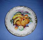 Vintage Hand Painted Banana Pear Fruit Porcelain China Japan Plate Dish Suzuki