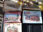 LOT OF 5  HO SCALE-TYCO-POLA-CON COR-WALTHERS-