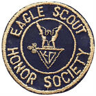 Boy Eagle Scout Knights of Dunamis 1953 Jamboree Rank Patch Badge BSA Merit