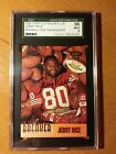 Jerry Rice 1993 Topps Stadium Club Members Only Auto Autograph Card SGC 9 MINT