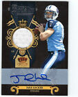 #8 50 2011 JAKE LOCKER CROWN ROYALE JERSEY AUTO RC TENNESSEE TITANS BV $100+