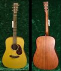 Martin US 2010 SWDGT Cherry Acoustic Guitar Used 1Hr Yet Nice w/Case