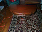 Duncan Phyfe  IMPERIAL Grand Rapids MI Mahogany Game Table folding table