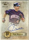Paul Molitor 2013 Topps Five Star Auto Card 188 353